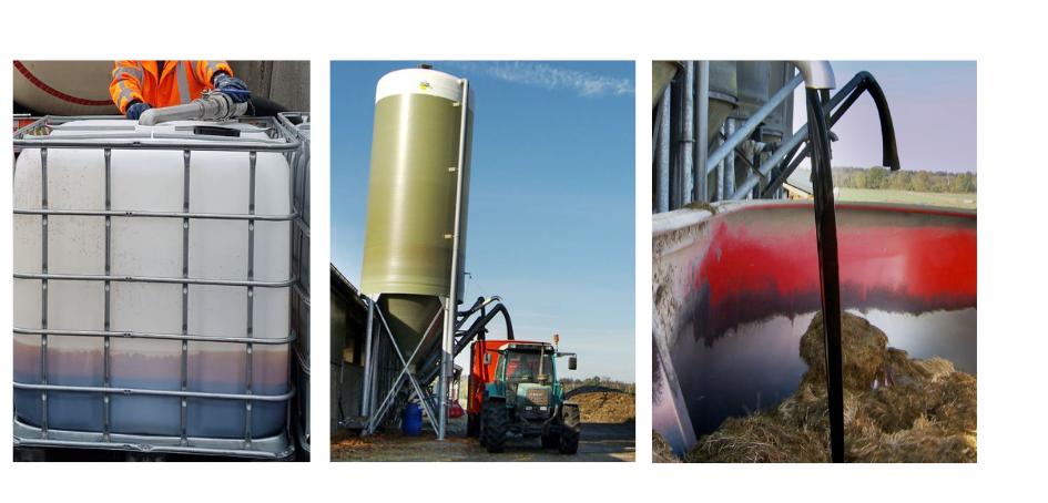 Ruval – Ruval Plus: silo/IBC